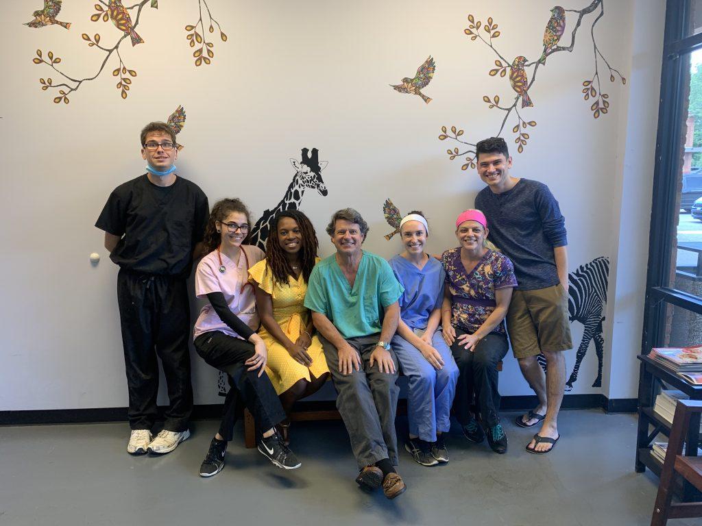 johns Creek Vet Clinic Team